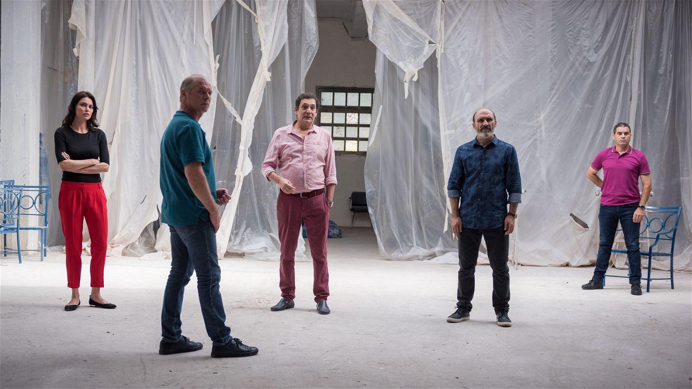 """Lustiges Filmzitateraten ist bei """"La Gomera"""" in fast jeder Szene angesagt."""