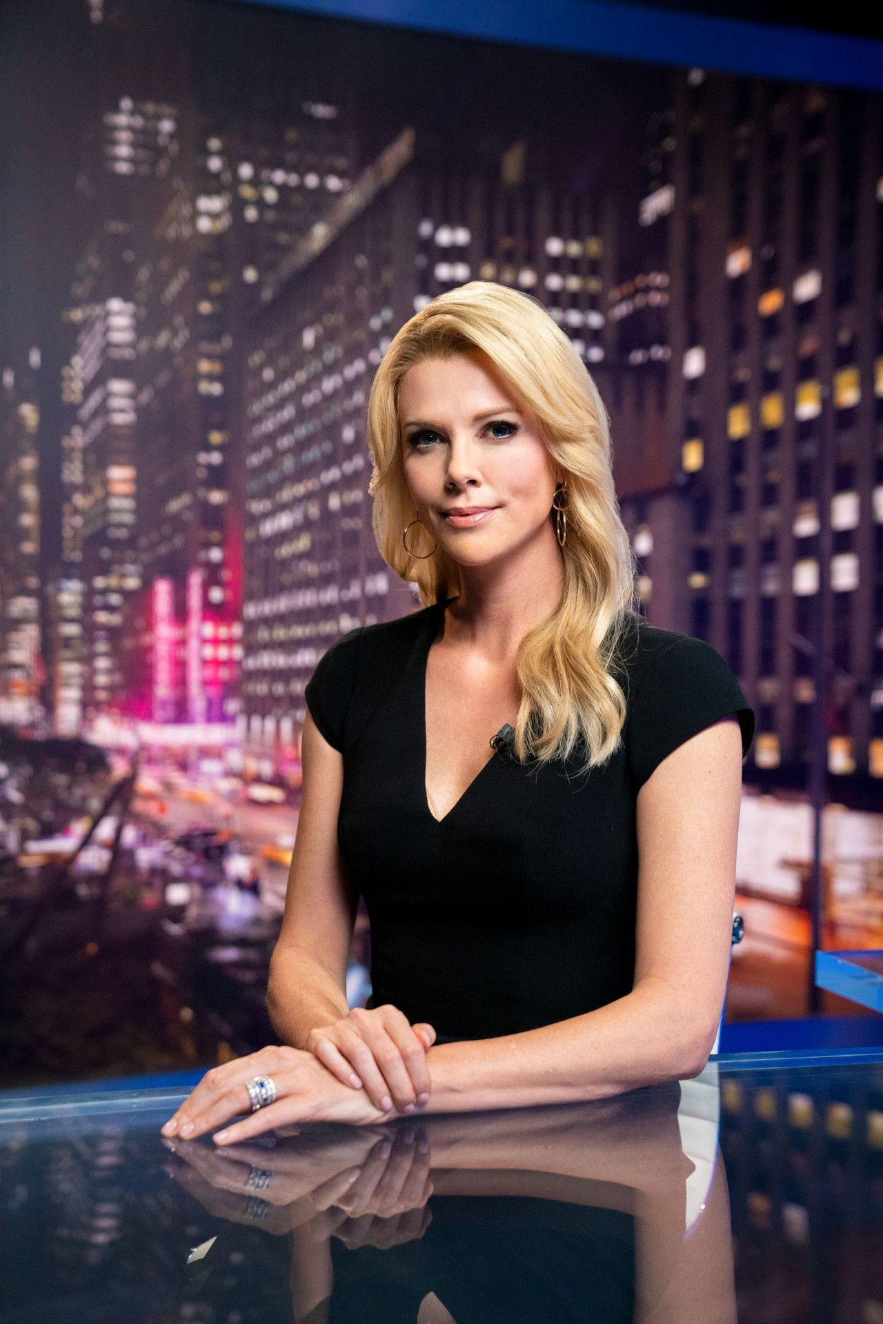 Megyn Kelly (Charlize Theron) verbreitet bei Fox News gerne konservative Thesen.