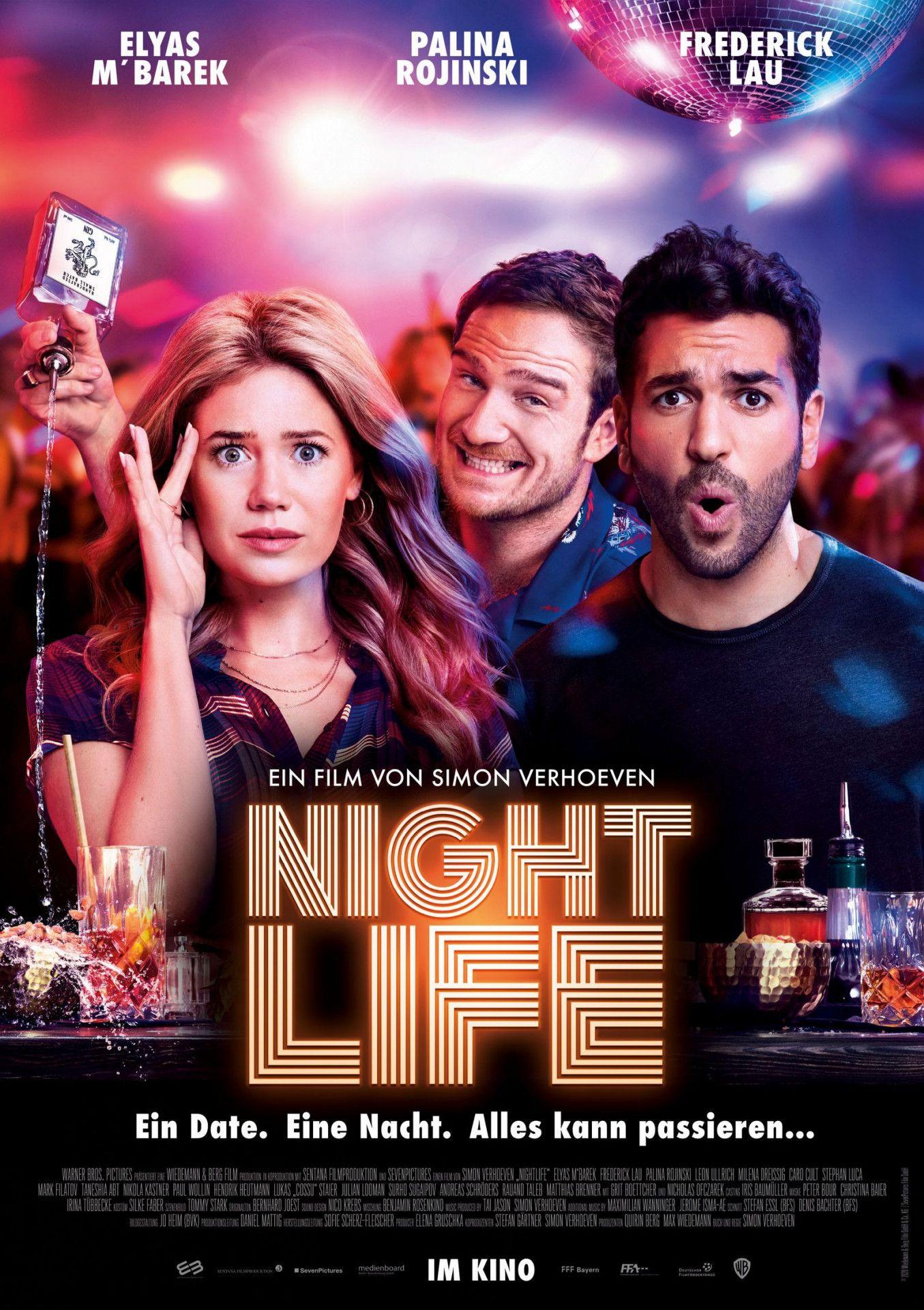 "Die turbulente Komödie ""Nightlife"" bietet kurzweiliges Popcorn-Kino."