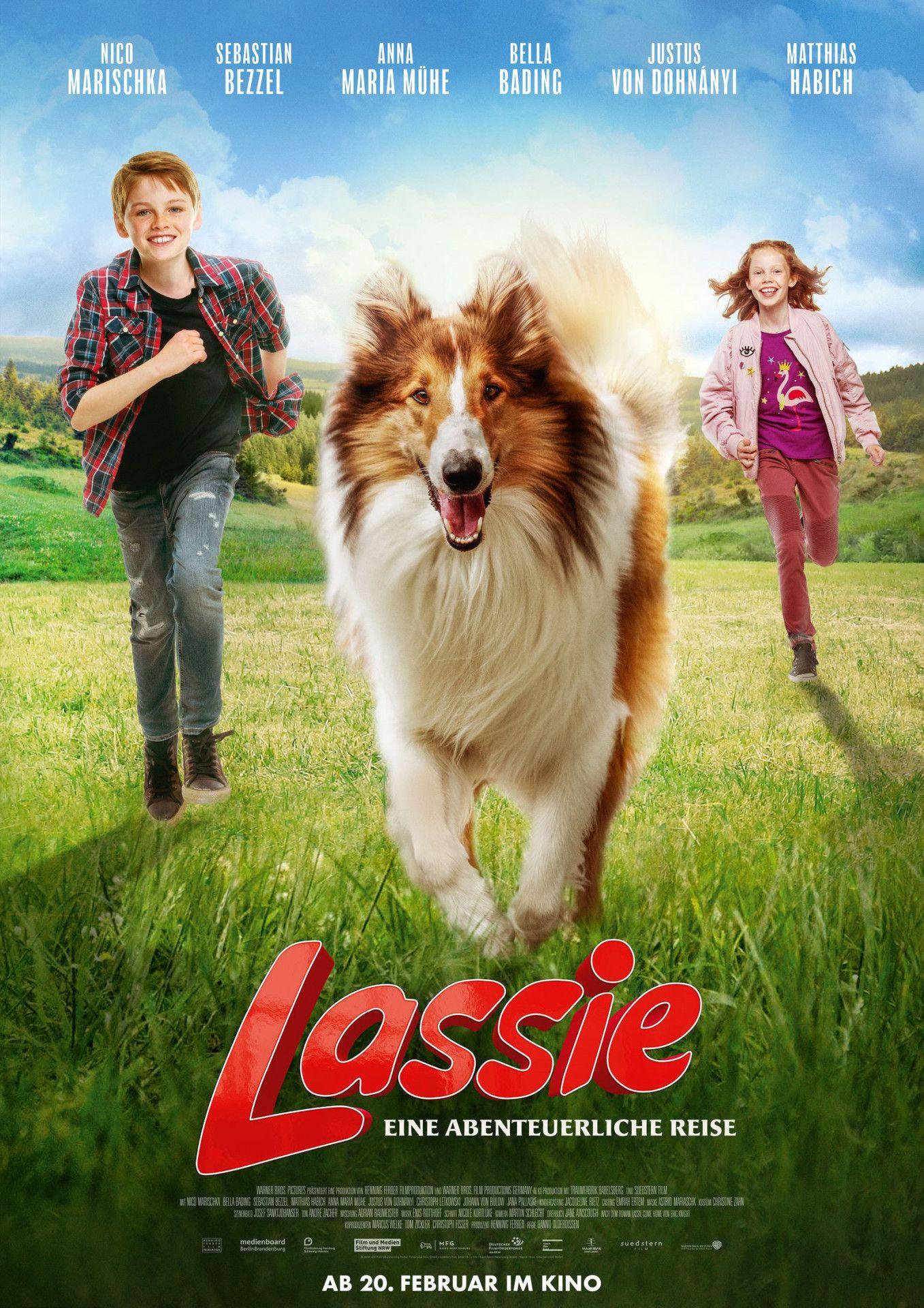 """""""Lassie - Eine abenteuerliche Reise"""" versucht, eine amerikanische Kultfigur auf deutschem Boden wieder zum Leben zu erwecken."""