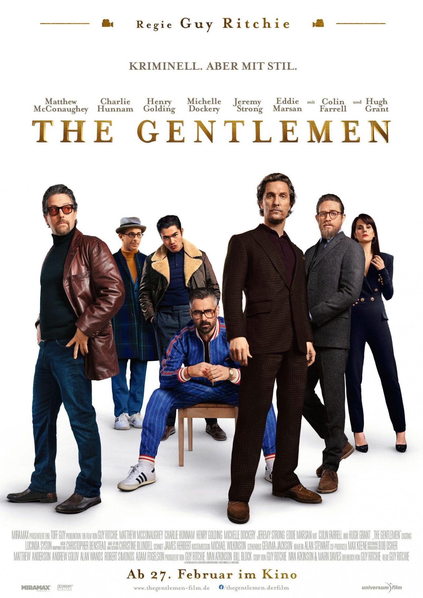 """""""The Gentlemen"""" ist ein Film, wie ihn Fans von Guy Ritchie lieben."""