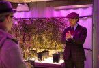 Mickey Pearson (Matthew McConaughey, rechts) will Matthew Berger (Jeremy Strong) sein Cannabis-Imperium verkaufen.