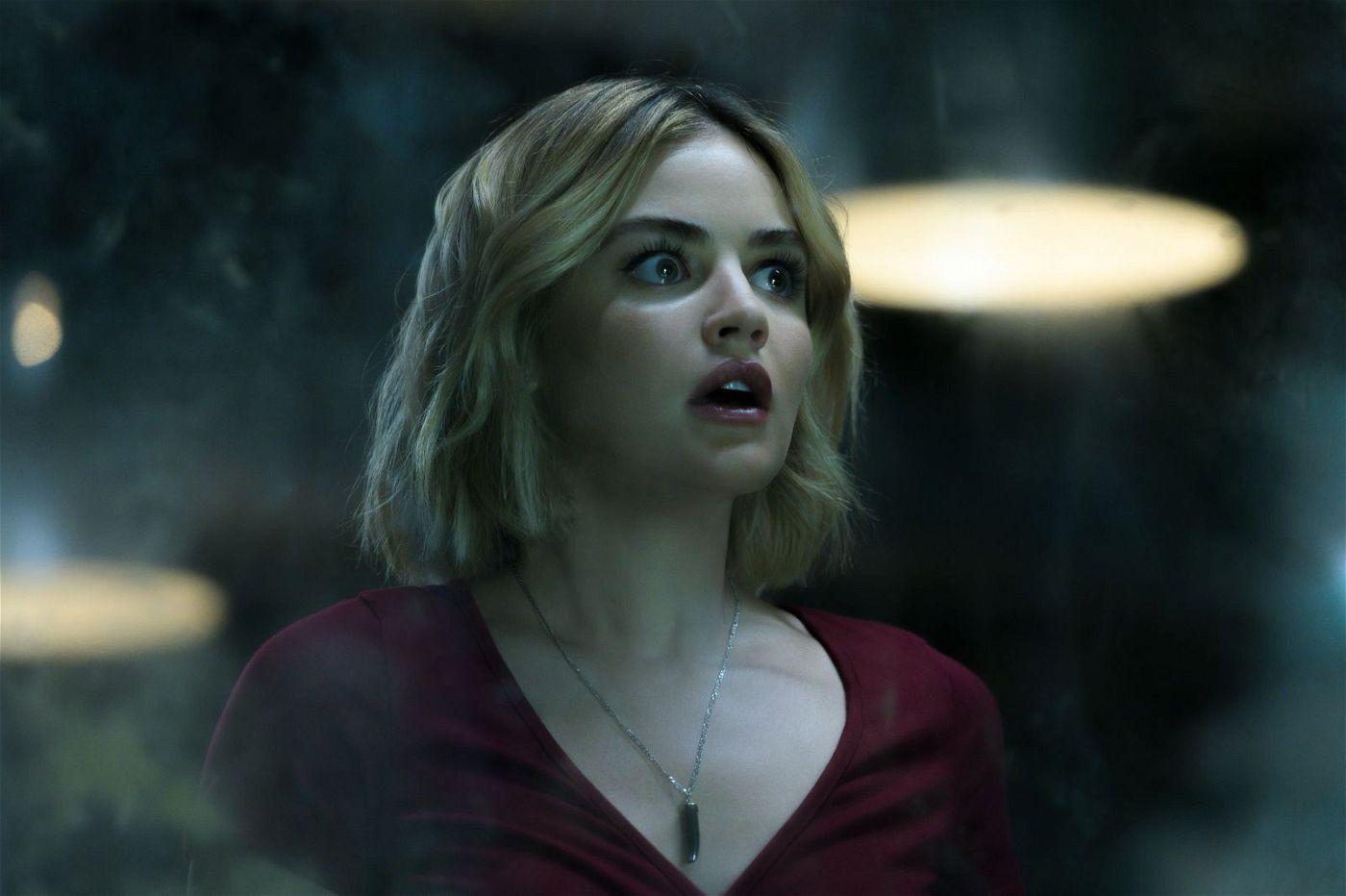 Melanie (Lucy Hale) wurde einst gemobbt. Jetzt nimmt sie Rache.