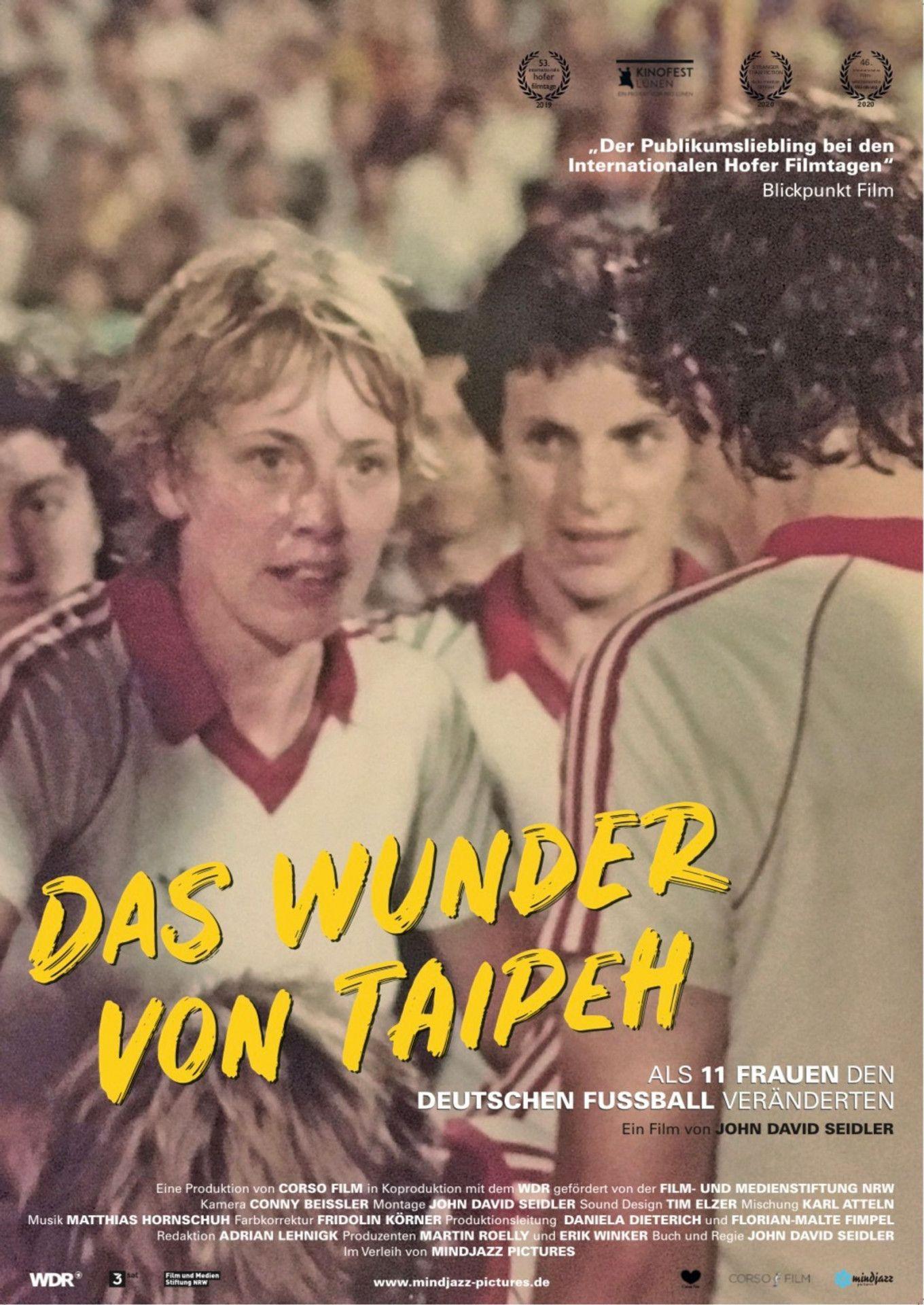 """Der Dokumentarfilm """"Das Wunder von Taipeh"""" zeigt, wie ein deutsches Team 1981 eine inoffizielle Fußball-WM der Frauen gewann."""
