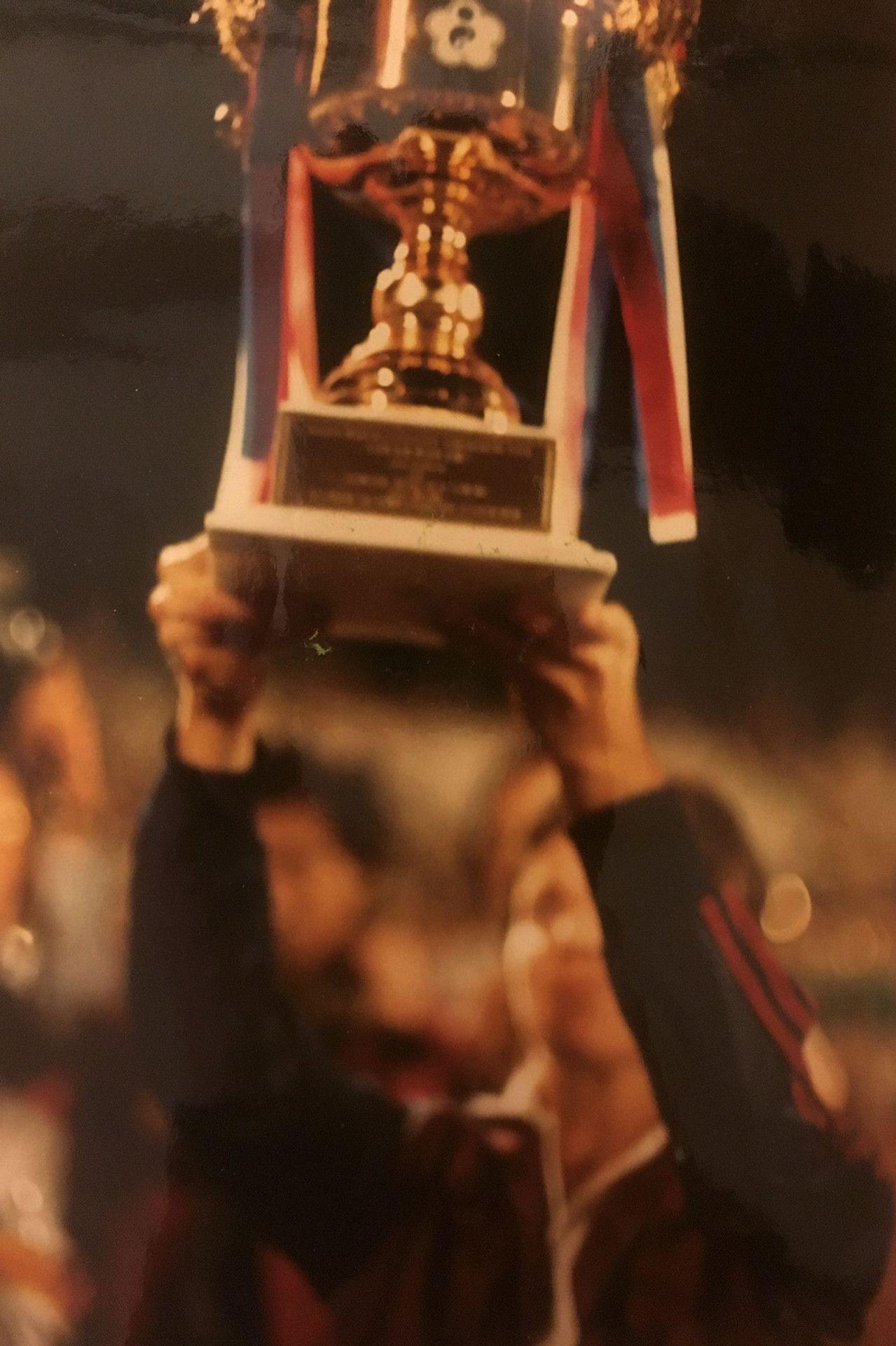"""Inoffiziell, aber nicht weniger wichtig: Das deutsche Team konnte 1981 das """"Women's World Invitation Tournament"""" für sich entscheiden."""