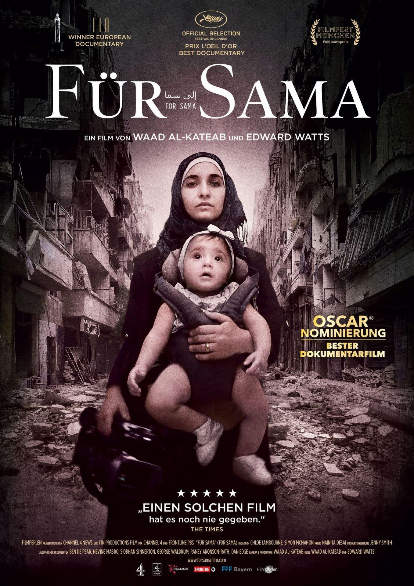 """""""Für Sama"""" ist ein schonungsloser Blick in menschliche Abgründe."""