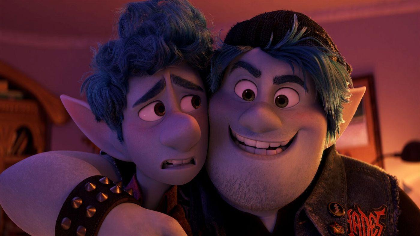 Der schüchterne Ian Lightfoot (links) lässt sich von seinem abenteuerlustigen Bruder Barley zu einer magischen Reise überreden.