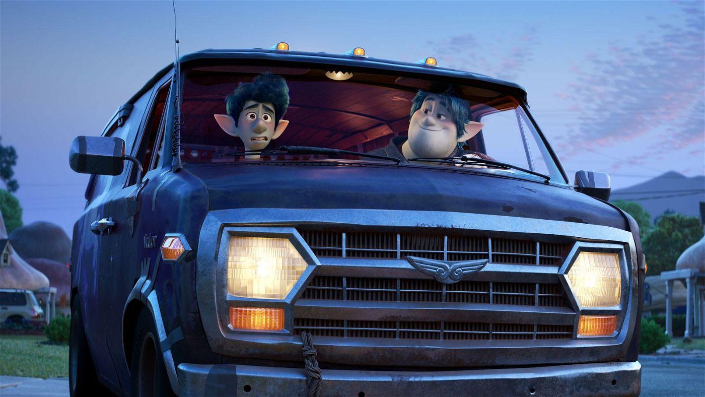 Die Reise zum Zauberstein wird für Ian (links) und Barley eine Reise zu sich selbst.