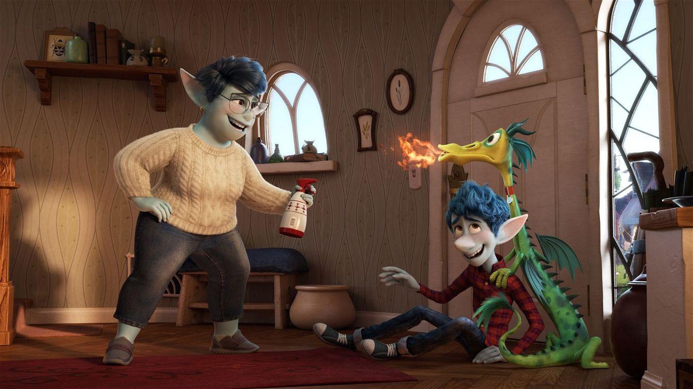 Viel Magie ist den Elfen in der modernen Welt nicht geblieben. Immerhin hält sich Familie Lightfoot noch einen Drachen als Haustier.