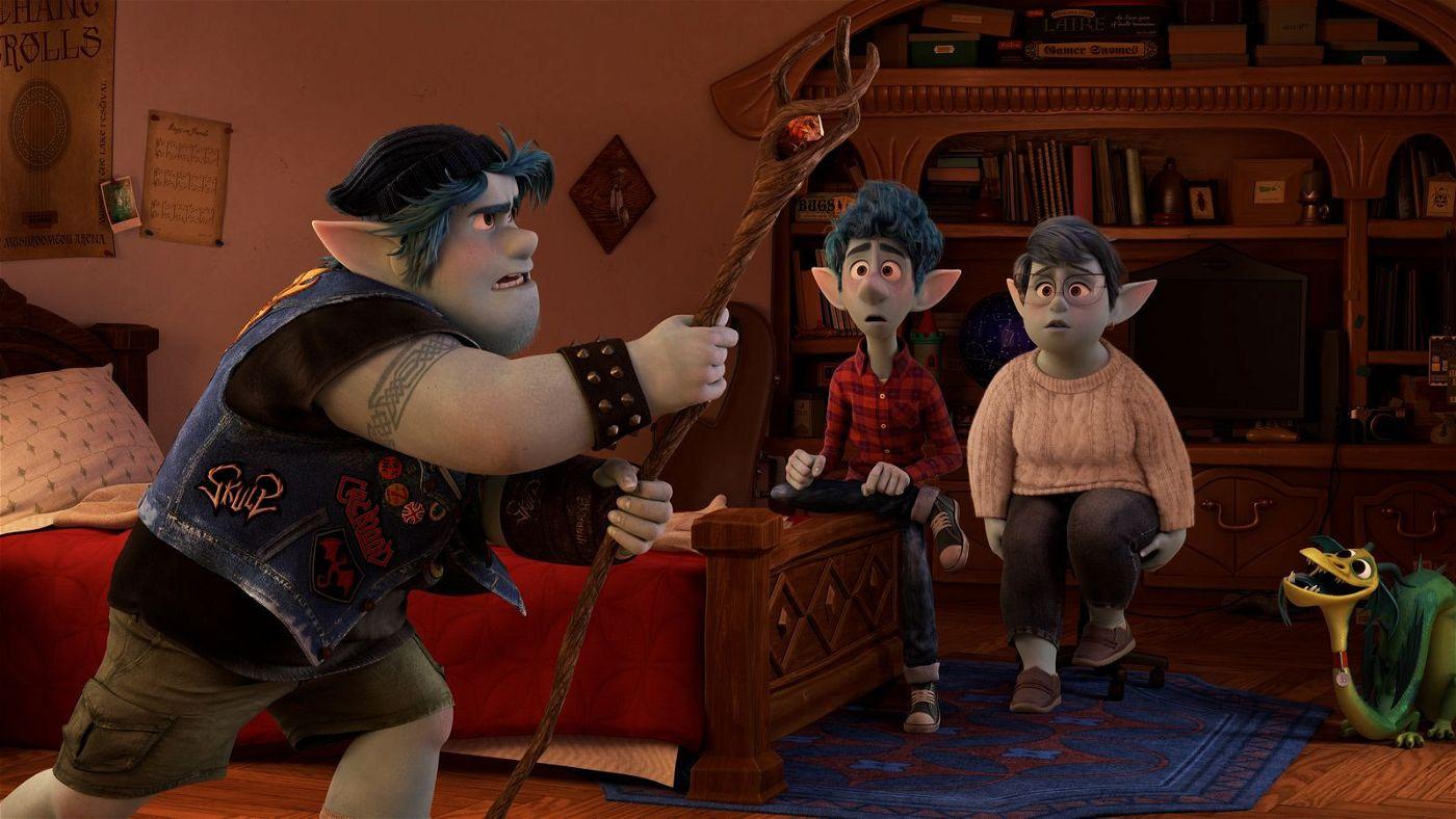 Auch wenn sie alle Elfen sind: Zaubern kann in der Familie Lightfoot nicht jeder.
