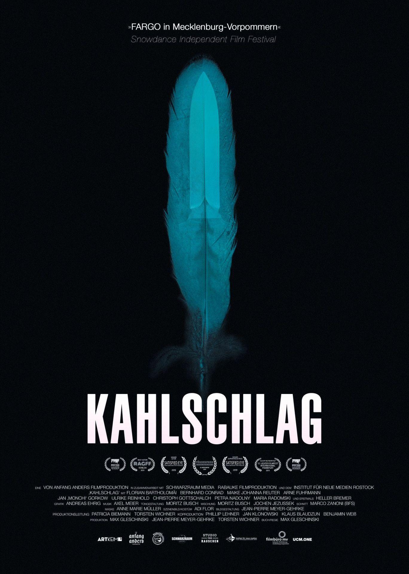 """""""Kahlschlag"""" ist ein rauer Rachethriller, der in der Mecklenburg-vorpommerschen Provinz spielt."""