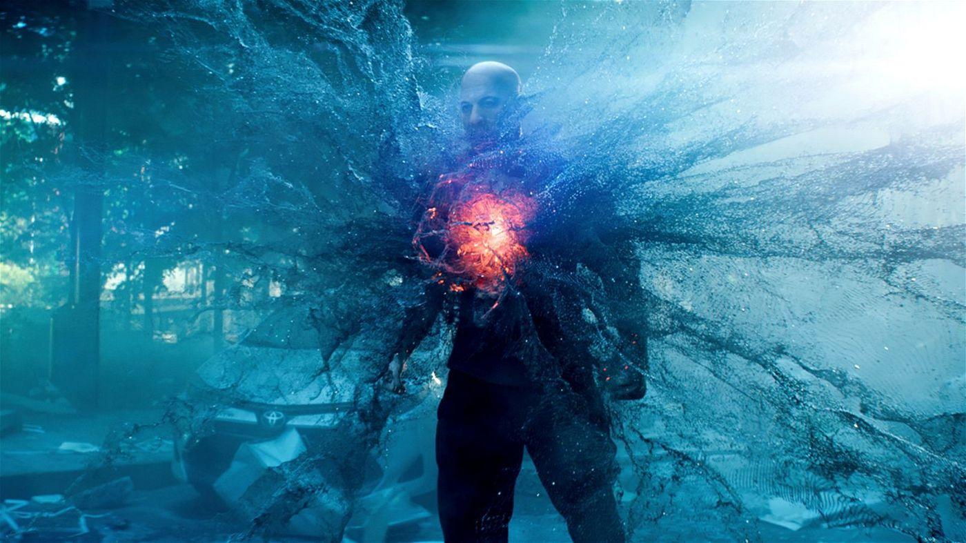 Ray Garrison alias Bloodshot (Vin Diesel) verfügt nach der Wiederbelebung über unglaubliche Selbstheilungskräfte.