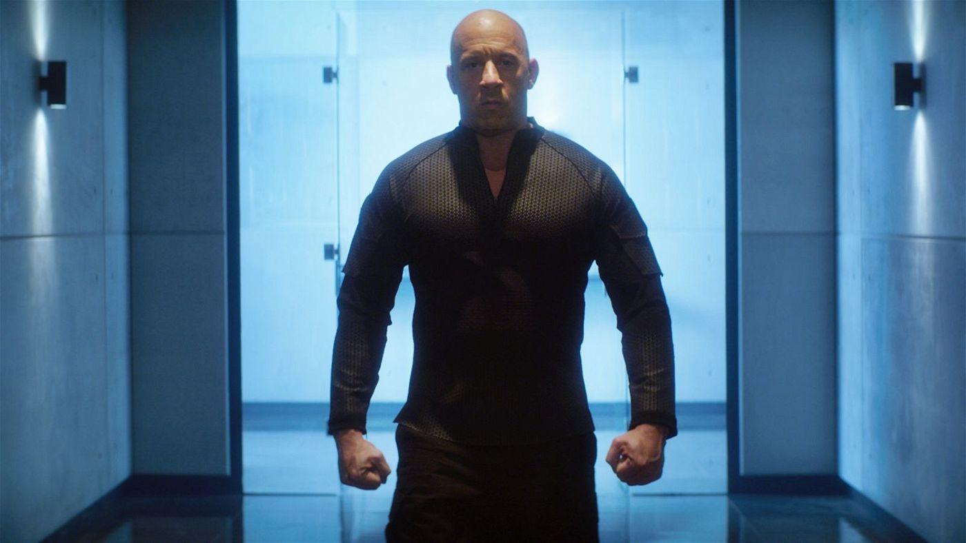 Ray Garrison alias Bloodshot (Vin Diesel) war tot. Dass er plötzlich wieder quicklebendig ist, scheint ihn kaum zu wundern.