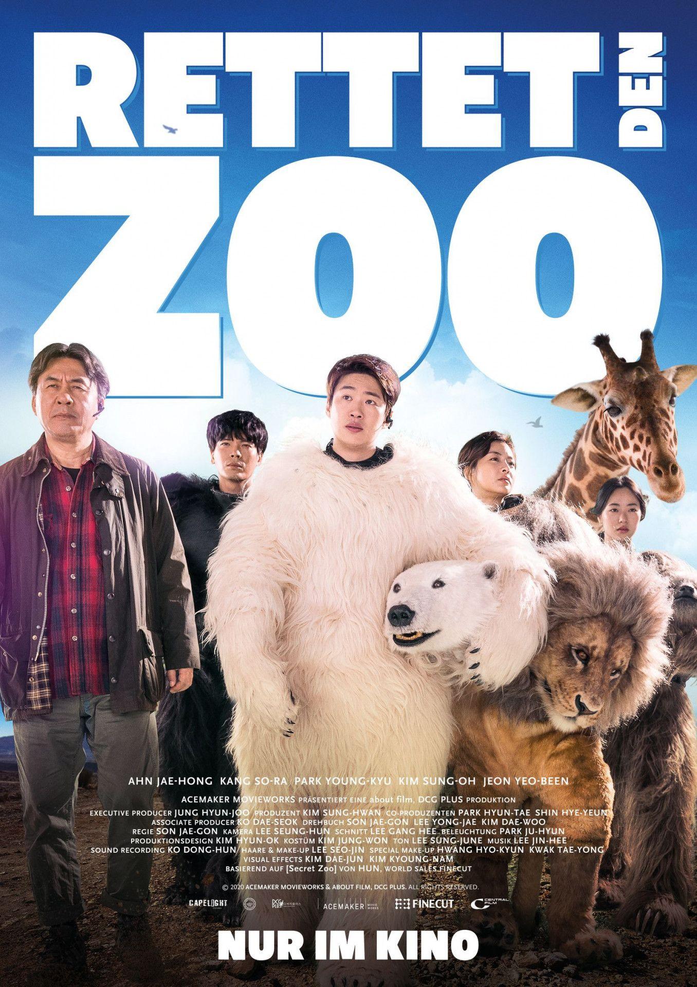"""""""Rettet den Zoo"""" ist eine sympathische Familienkomödie aus Südkorea."""