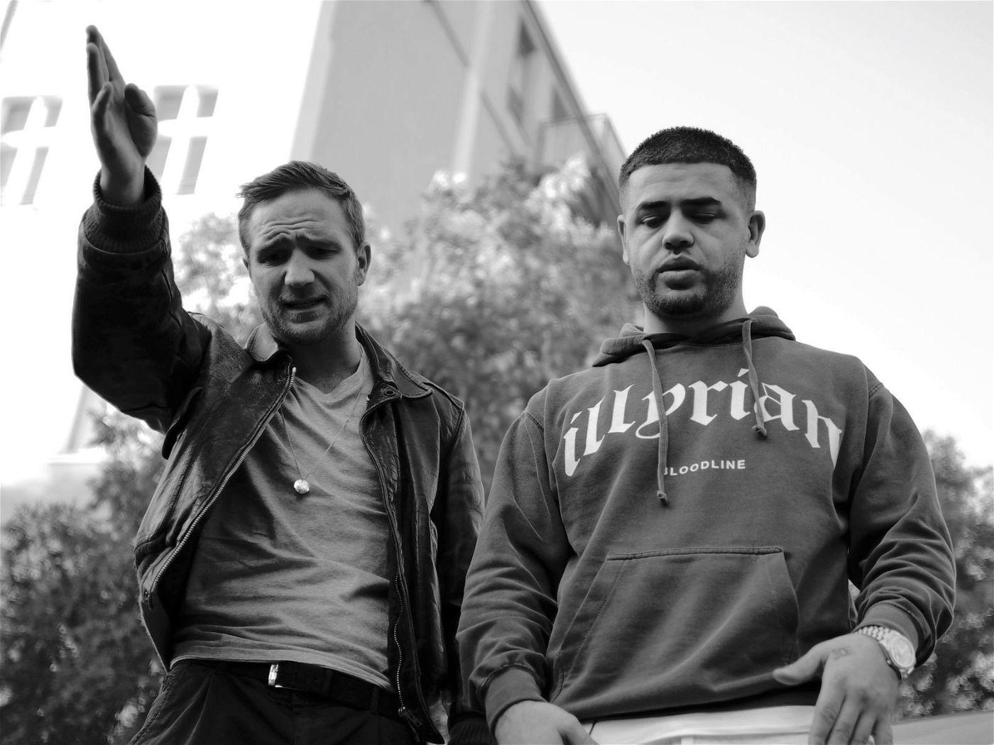 """Frederick Lau (links) hat einen kleinen Gastauftritt in """"Man from Beirut""""."""