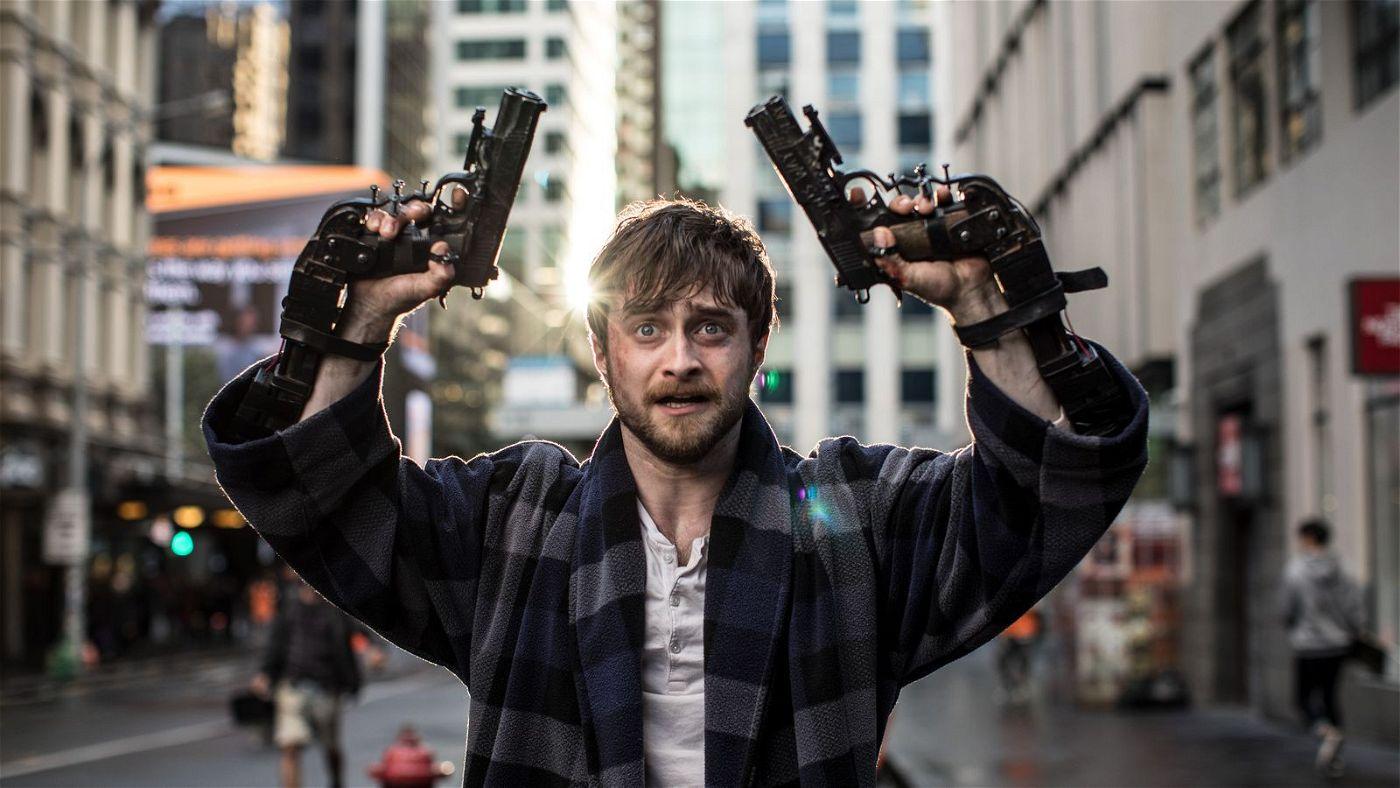 Guns Akimbo - das ist die Bezeichnung in der Gamer-Szene für das gleichzeitige beidhändige Benutzen von Waffen.