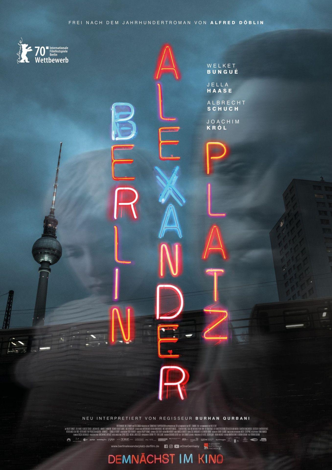 """Burhan Qurbani hat den Alfred-Döblin-Klassiker """"Berlin Alexanderplatz"""" furchtlos modernisiert und schenkt dem Kino einen exzessiv bebilderten Rausch."""