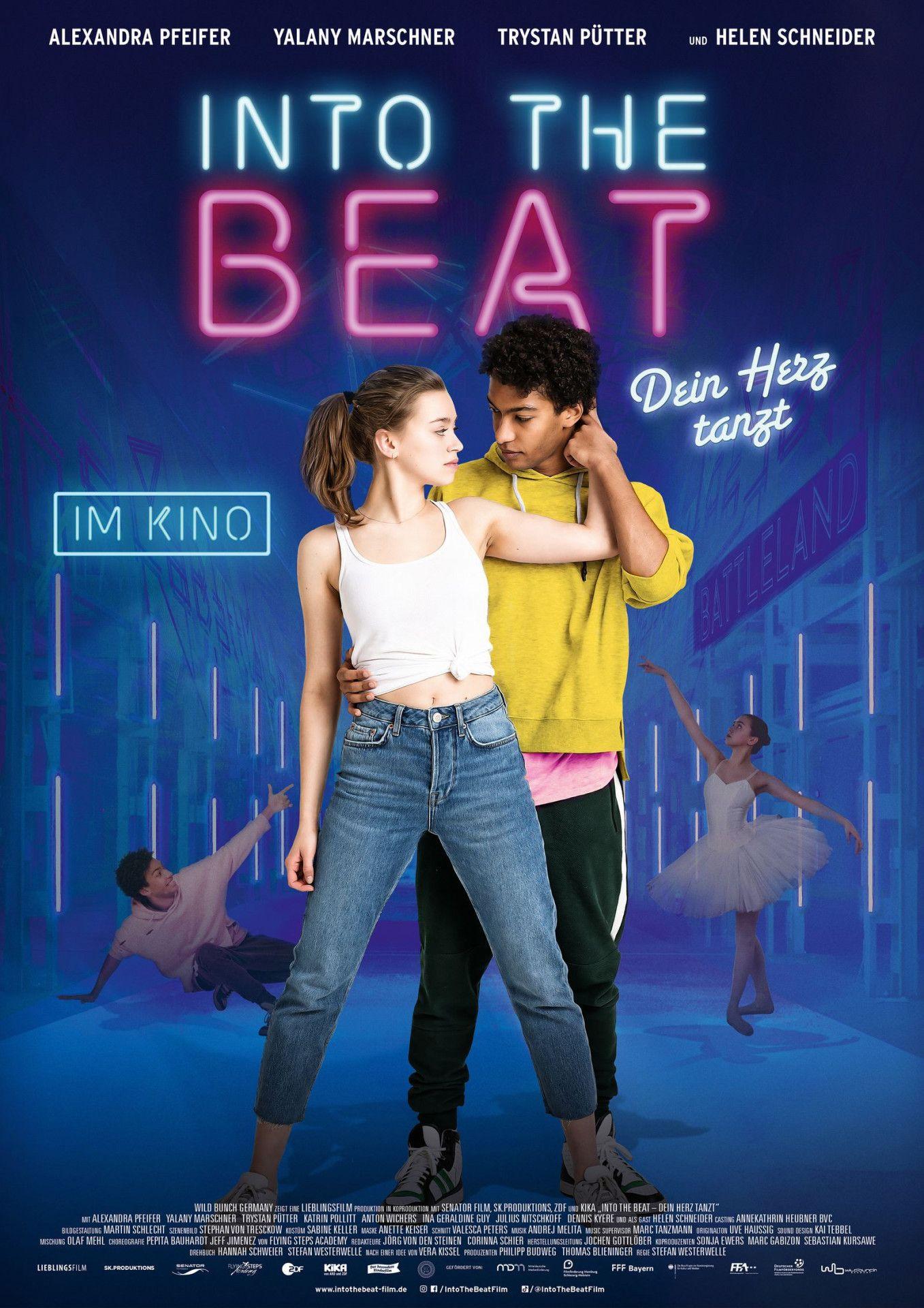 """Auch wenn die Handlung recht vorhersehbar ist, gefällt das Tanzdrama """"Into the Beat - Dein Herz tanzt"""" dank schwungvoller Tanzeinlagen."""