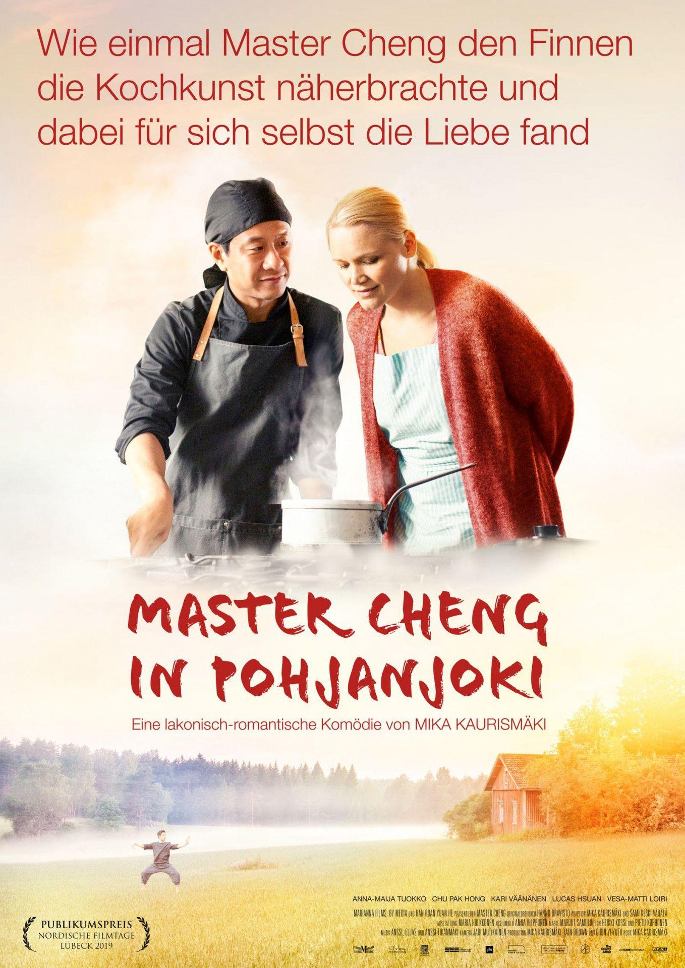 """Mit """"Master Cheng in Pohjanjoki"""" meldet sich Regisseur Mika Kaurismäki zurück."""