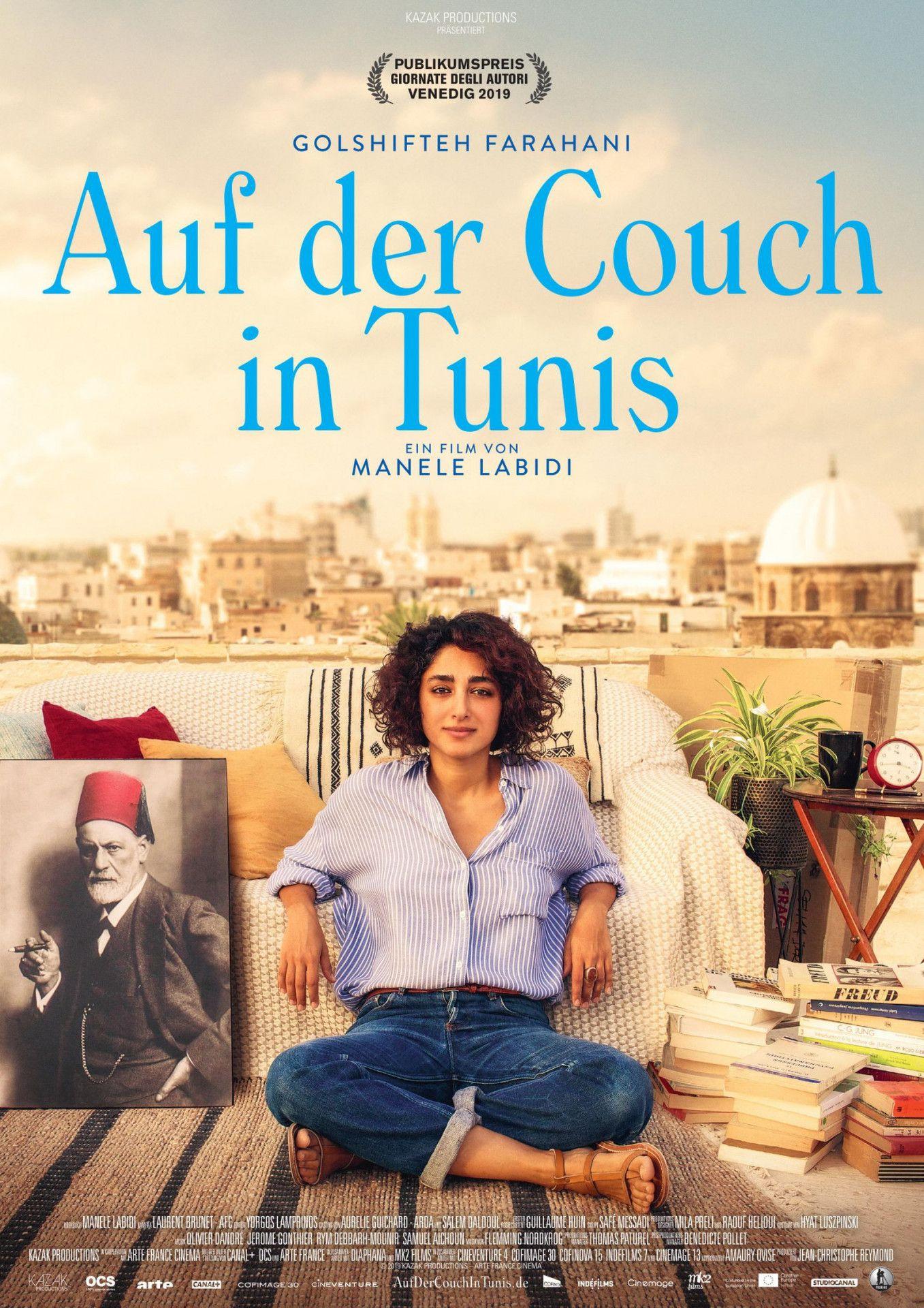"""""""Auf der Couch in Tunis"""" erzählt von den Sorgen und Nöten der Tunesier nach der friedlichen Revolution."""