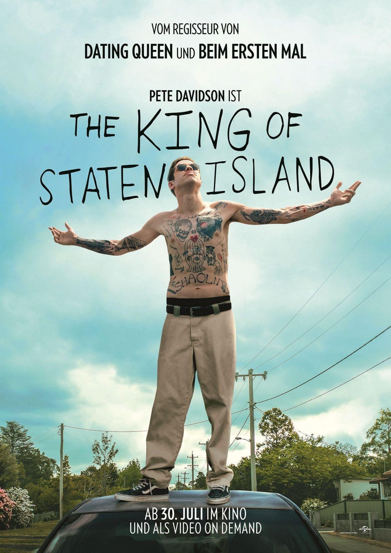 """In der Komödie """"The King of Staten Island"""" befasst sich der US-amerikanische Comedian Pete Davidson mit seiner eigenen Vergangenheit und der berühmten Frage: """"Was wäre wenn?"""""""