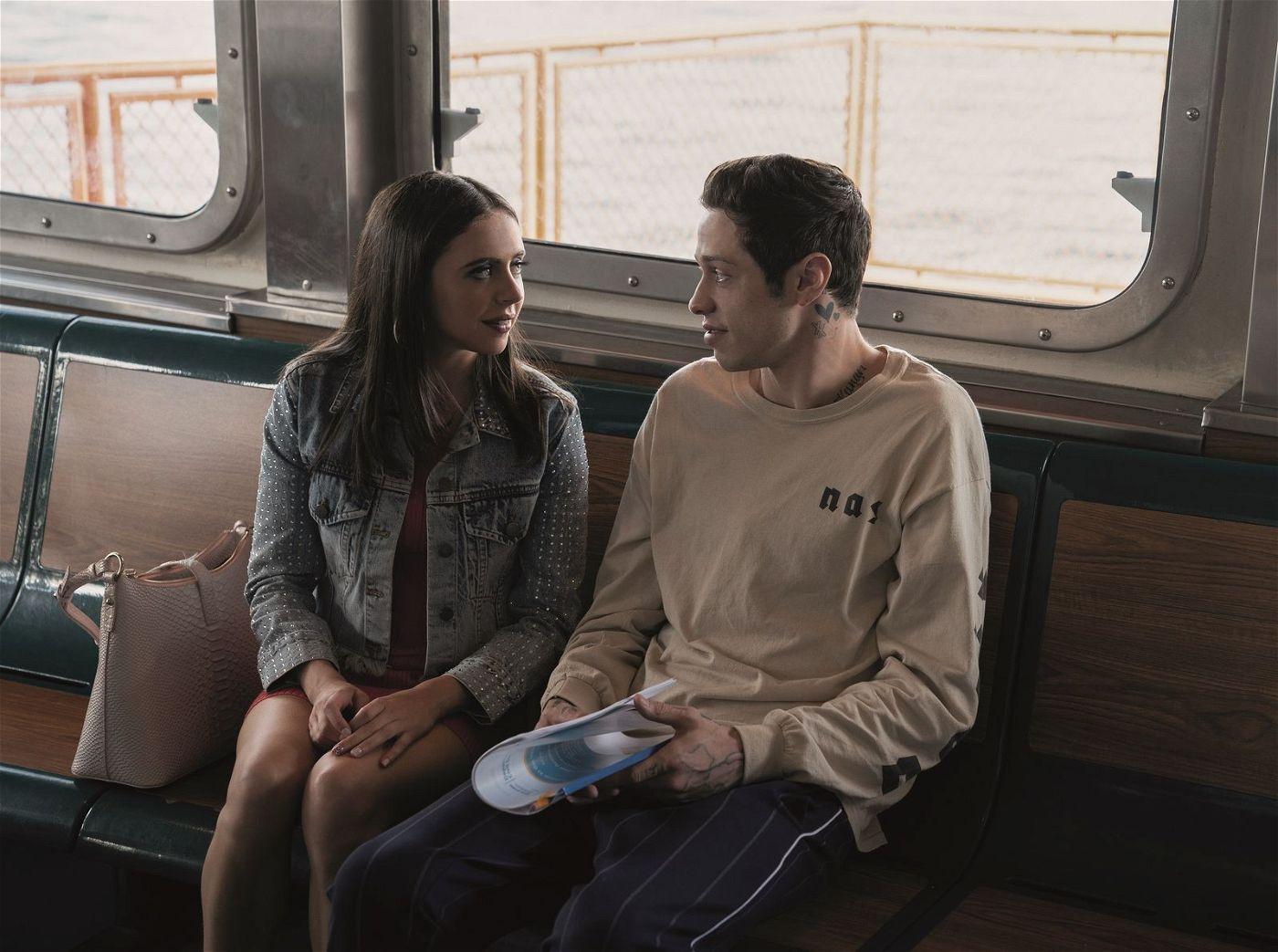 Kelsey (Bel Powley) und Scott (Pete Davidson) sind seit ihrer Kindheit befreundet.