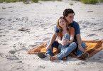 """Jeremy Camp und Melissa werden von """"Riverdale""""-Star KJ Apa und """"Kein Ort ohne Dich""""-Darstellerin Britt Robertson verkörpert."""