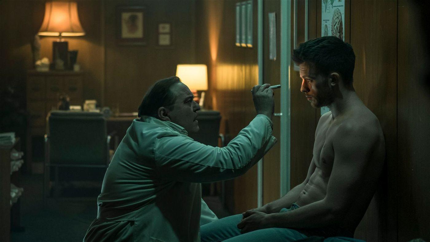 Psychosen bis der Arzt kommt? Der kleinkriminelle Niko (Jannis Niewöhner) bekommt seine Probleme nicht in den Griff.
