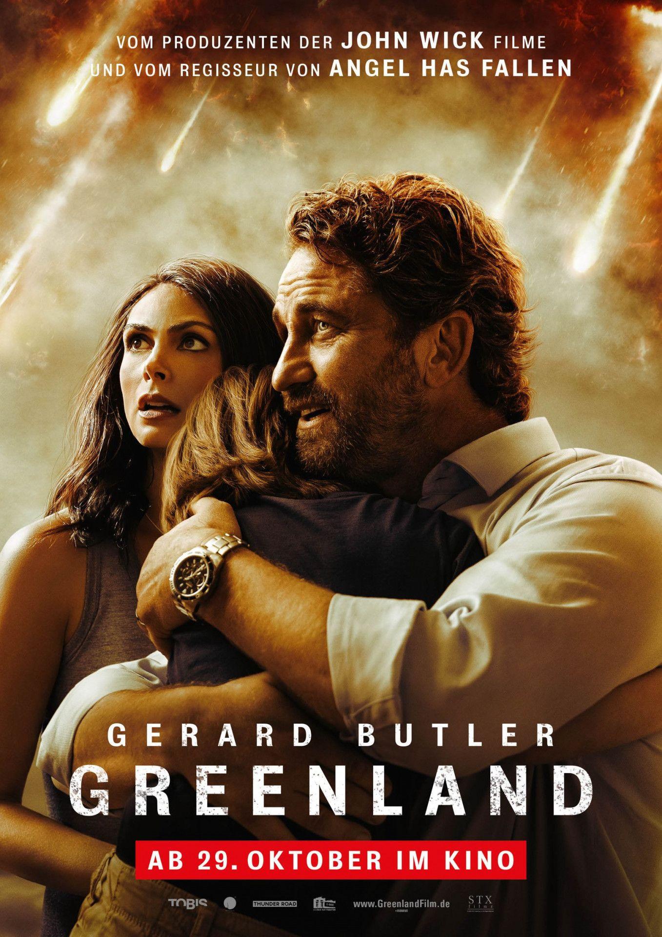 """""""Greenland"""" ist ein spannender Katastrophenfilm, in dem nicht nur ein Komet, sondern auch die Menschen zur Gefahr werden."""