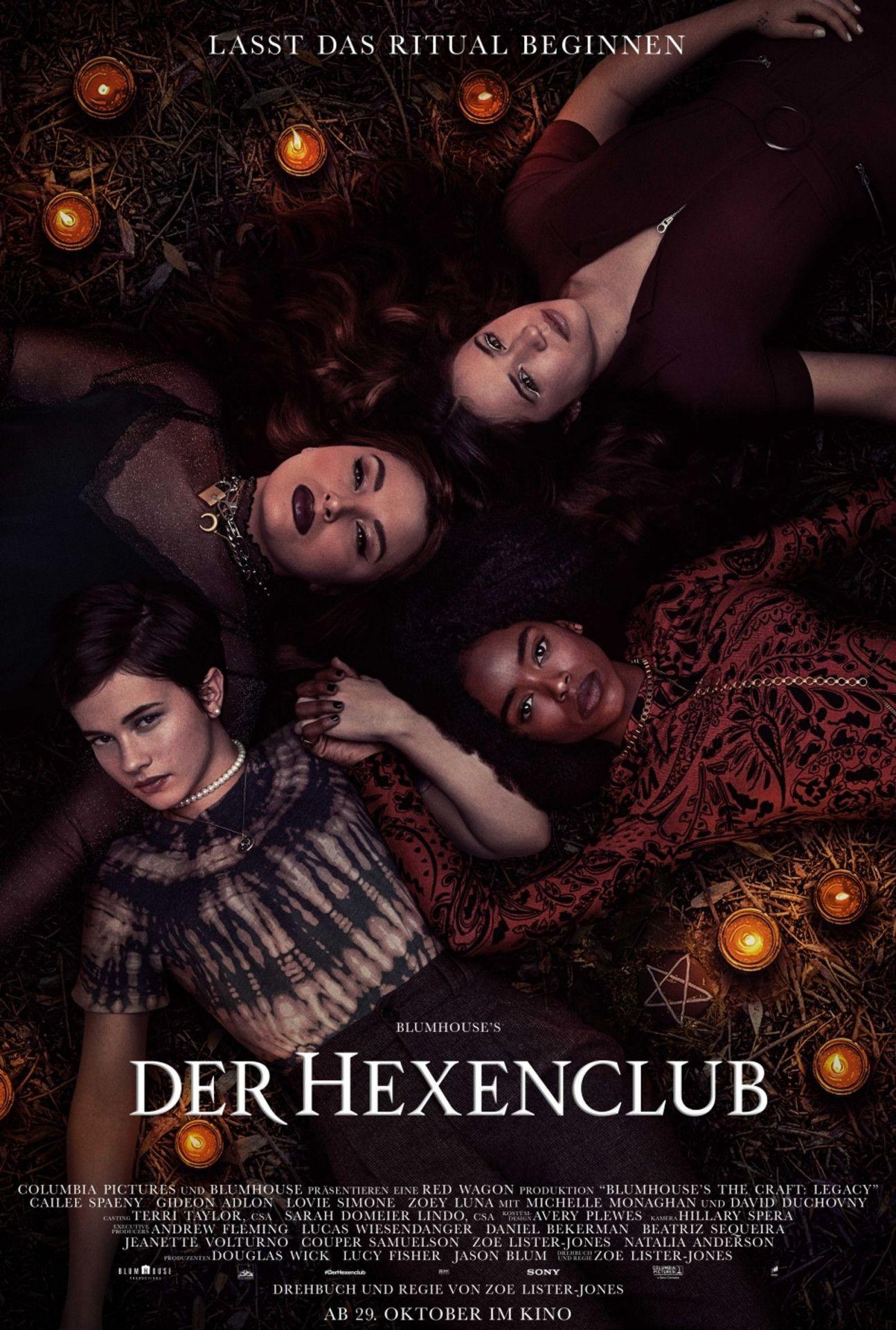 """""""Blumhouse's Der Hexenclub"""" ist die Fortsetzung von """"Der Hexenclub"""" aus dem Jahr 1996."""
