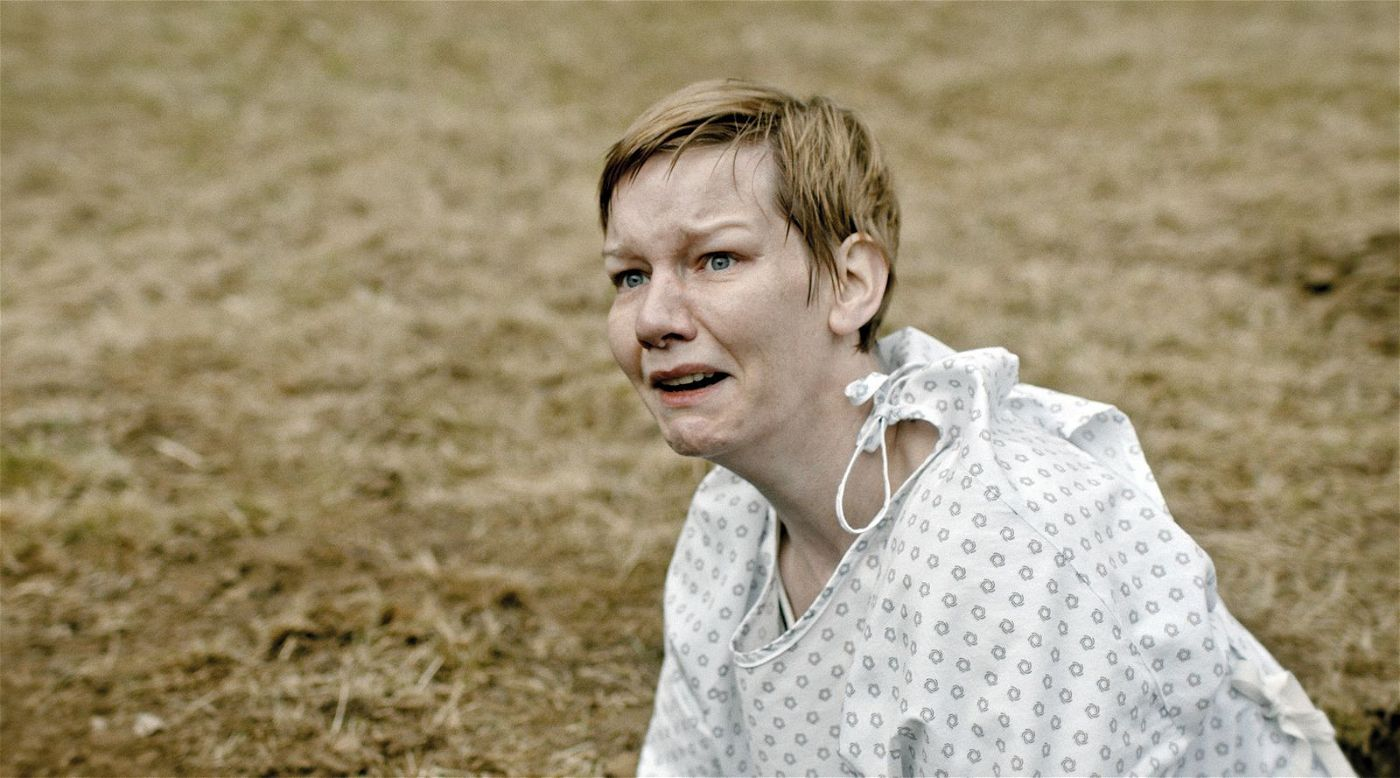 Marlene (Sandra Hüller) wird von der Vergangenheit ihrer Familie jahrelang gequält.