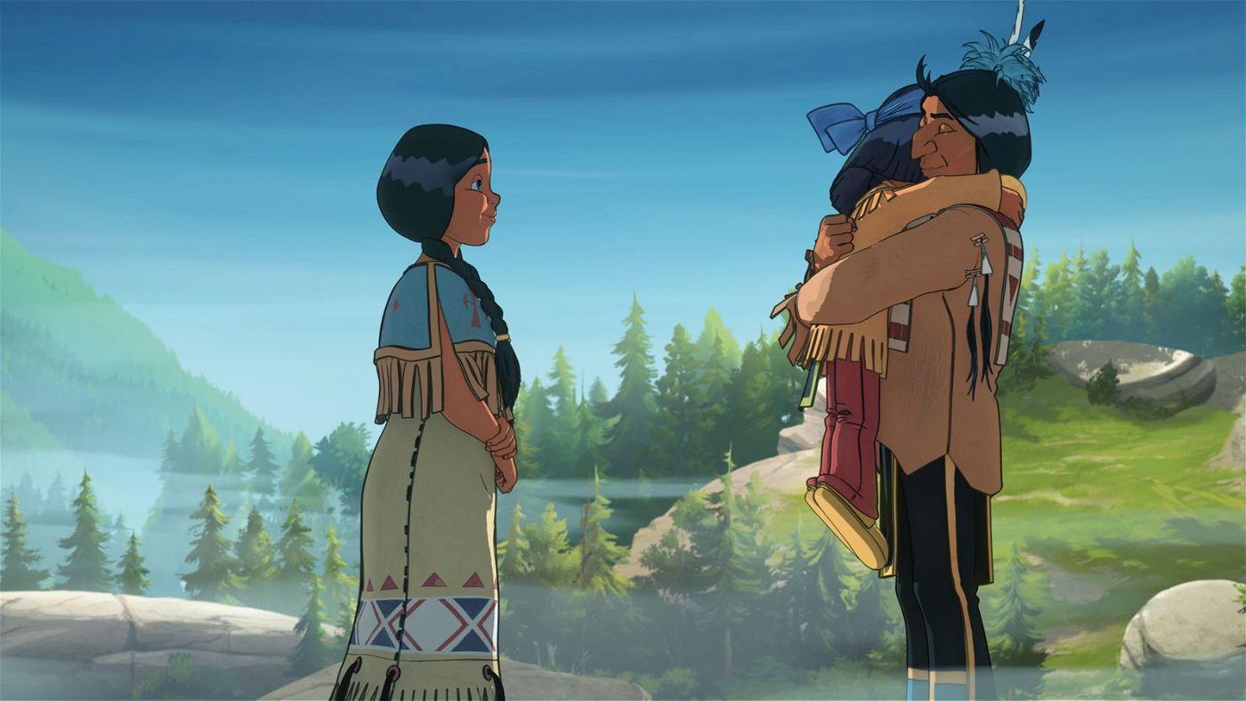 """Das Bild, das """"Yakari - Der Kinofilm"""" vom Leben der Sioux zeichnet, ist arg vereinfacht."""