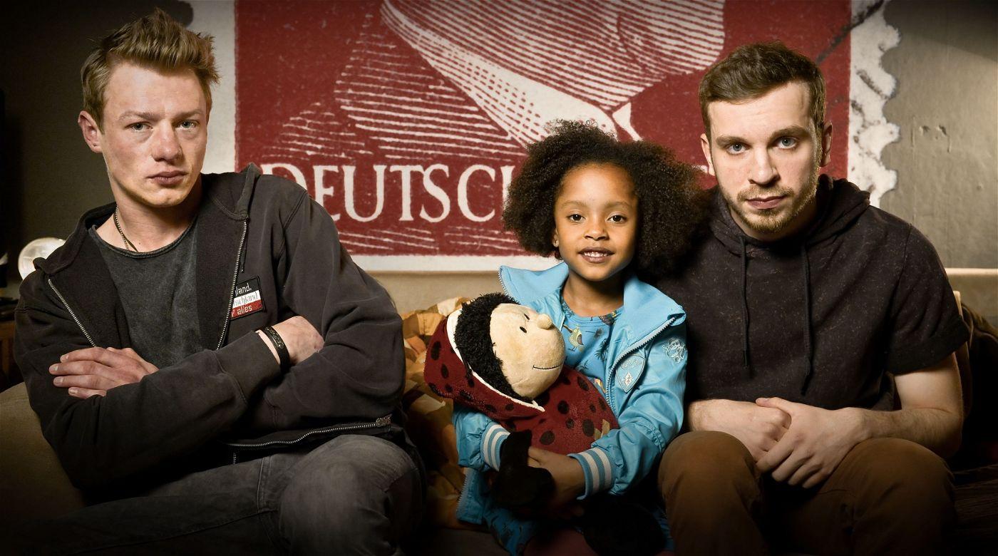 Serie Schwarze Familie