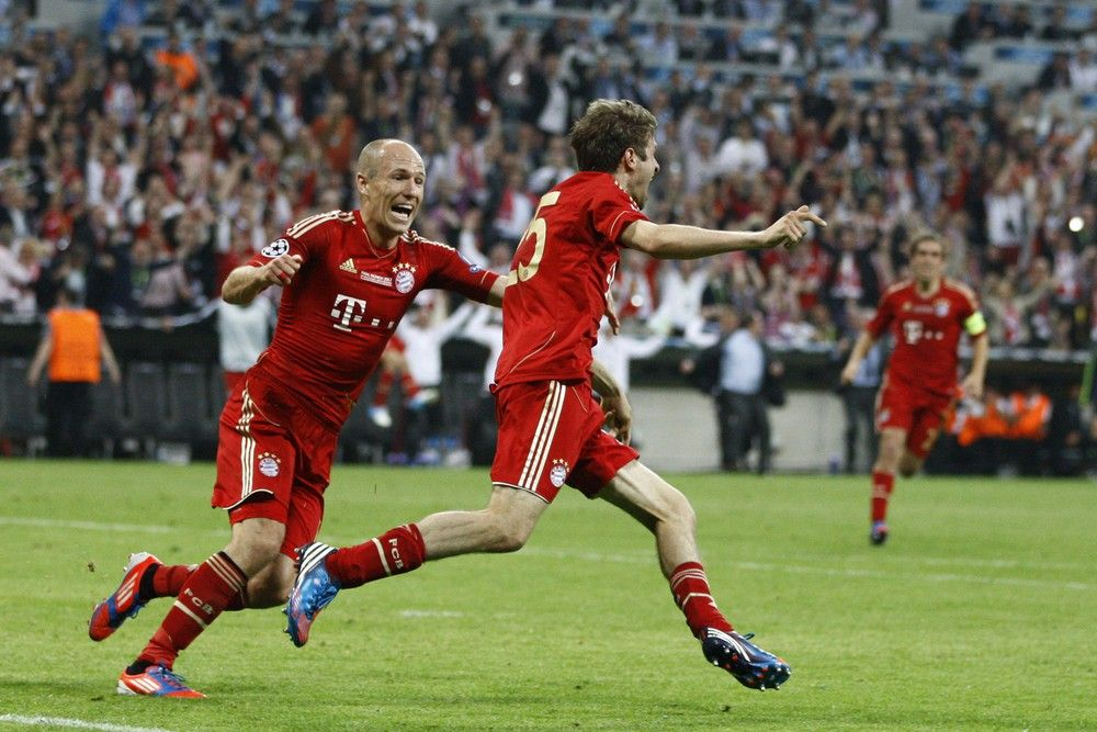 Bayern Atletico Zdf